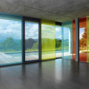 Interior Shading Systems by Creation Baumann