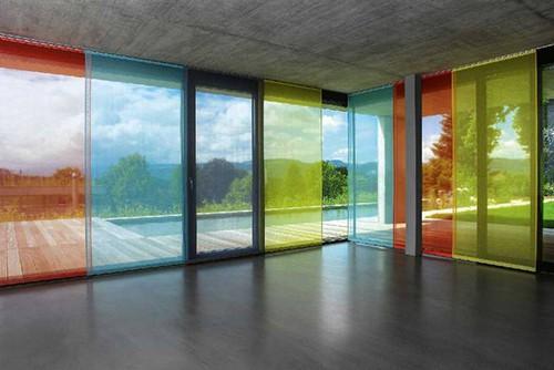 Interior Shading Systems by Creation Baumann
