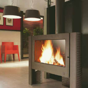 Cast Iron Wood Stove from Invicta France – the new Itaya and Gaya wood stoves