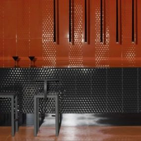 Tile Design Ideas from Iris Ceramica – Feel relief tile collection