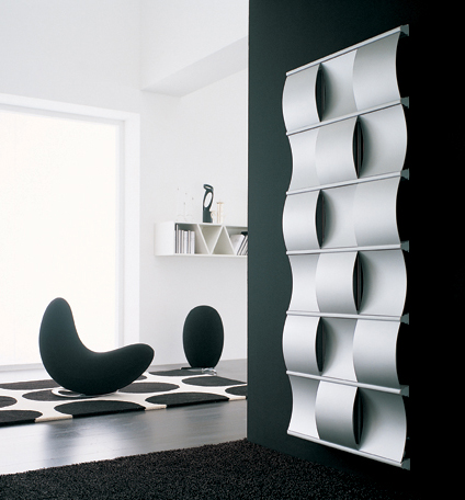 irsap radiator curval 1 Contemporary Radiators for the House by Irsap