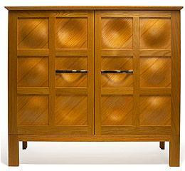 Dune Tall Sideboard from the Isos Collection by Metropolitan Works