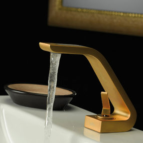 Italian Style Bathroom Faucets by Webert – new Wolo bathroom collection