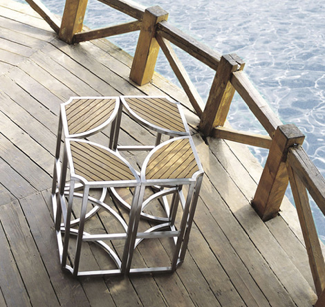 Ivini Outdoor Furniture Las Vegas 1 Modern Outdoor Furniture From Ivini The  Versatile Las Vegas Collection