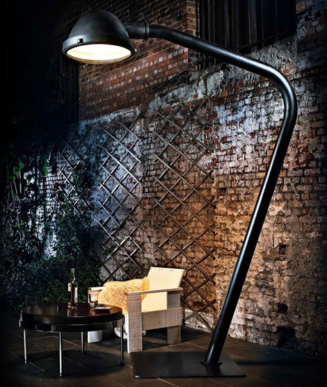 jaccomaris lamp outsider 1 Industrial Style Lamps by Jacco Maris   awesome modern urban designs