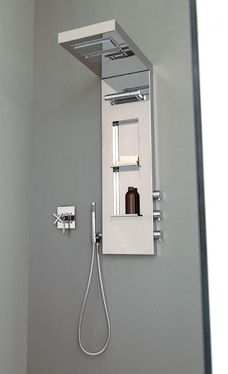 jaclo york shower column