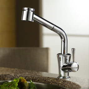 New Kitchen Faucets from Jado – Basil, Cayenne, Saffron, Coriander faucet designs