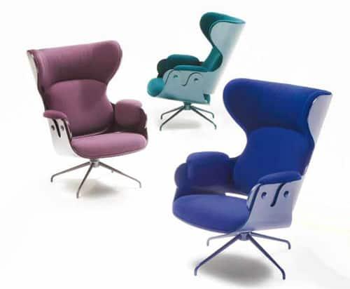 jaime hayon armchair lLounger bd barcelona design 7