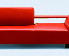 Contemporary sofa Rio by Wittmann – the designer furniture
