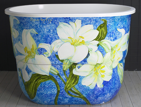 japanese sit bath tub sorrento victoria albert 3 Japanese Sit Bath Tub   deep free standing soaking tub Sorrento by Victoria & Albert