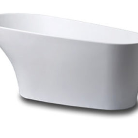 Freestanding Soaking Bath from Jason International' Carrera Collection – bathe in style with hydrotherapy