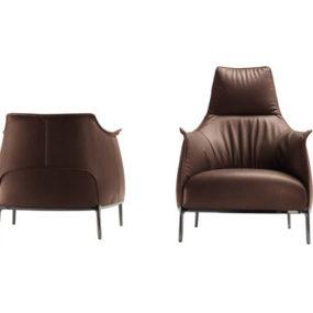 Jean-Marie Massaud Archibald Armchair by Poltrona Frau – new style