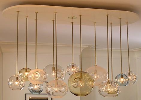 modern glass lighting. Jgooddesign-aqua-glass-chandelier.jpg Modern Glass Lighting G