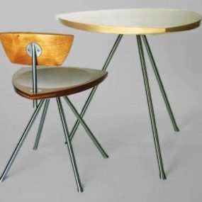 Johnny Poux's  Contemporary Furniture