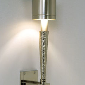 Modern Sconce Lighting from Jonathan Browning – the Garonne Wall Sconce