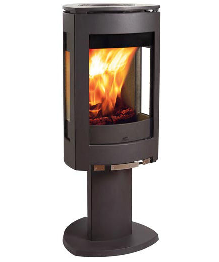 jotul jotul f 373 range Decorative Stove from Jotul   new wood burning stove F 373