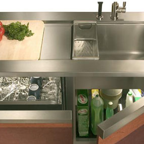Julien AquaCentre Workstation … is your kitchen dream