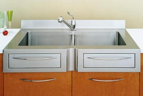 julien farmhouse sink Julien AquaCentre Workstation ... is your kitchen dream