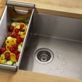 Julien J7 Undermount Kitchen Sink – the new kitchen collection