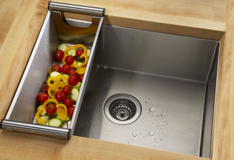 Julien J7 Undermount Kitchen Sink - the new kitchen collection