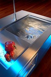 New UrbanEdge Kitchen Sinks from Julien – Zero-Radius modern sinks