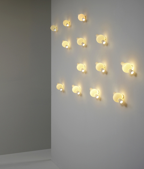 porcelain lighting. kafkadesign porcelain light trou 3 modern lights by kafka lighting