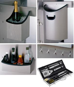 kalamazoo grill slot system accessories