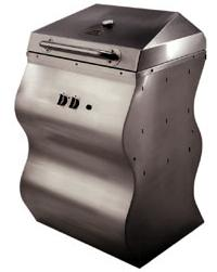 Sculpture Gas Grill from Kalamazoo Outdoor Gourmet – Boris Yeltsin new toy