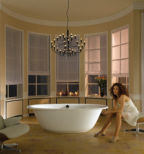 kaldewei bath tub ellipso duo oval New Oval Bathtub from Kaldewei   Ellipso Duo Oval Demands to be Touched