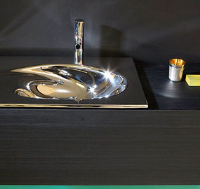 Steel Art Washbasin by Kanera – 1X