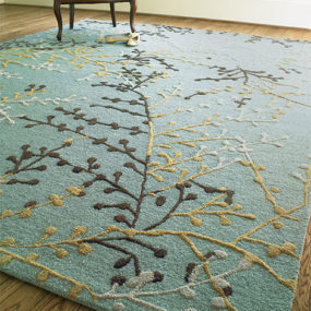 Karastan Area Rugs – Select Artworks Plum Blossom Area Rug