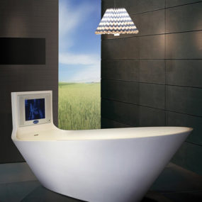 TV Tub by Karim Rashid from Saturn
