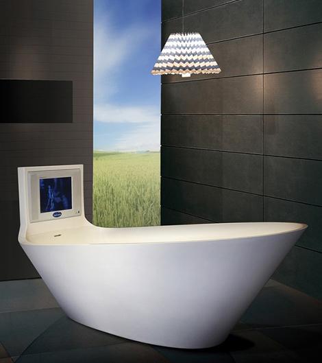 karim rashid tv tub TV Tub by Karim Rashid from Saturn