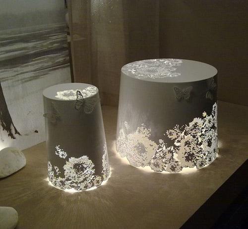 karman lamp central park 2 Modern Romantic Lighting by Karman