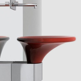 Elegant Wash Basin by Karol – Kalla retro basins