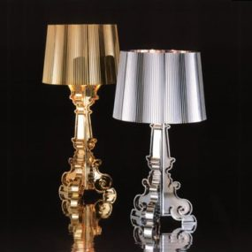 Kartell Bourgie Table Lamp – Baroque Lamps