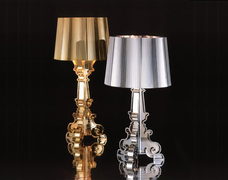 Bourgie Tafellamp Kartell : Kartell bourgie table lamp