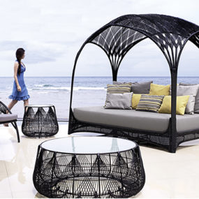 Kenneth Cobonpue indoor and outdoor furniture – new Hagia collection