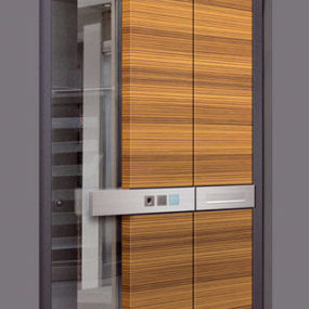Modern Entry Door by Keratuer – the ExclusiveLine door