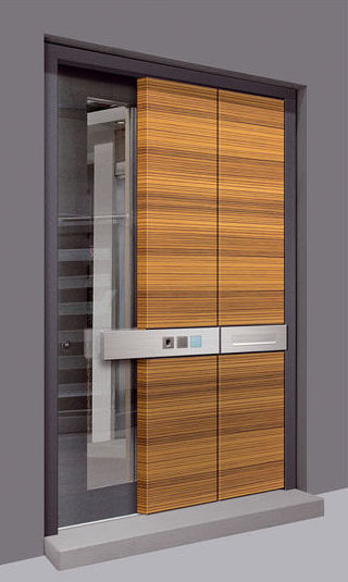 Modern Entry Door by Keratuer - the ExclusiveLine door