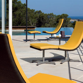 Patio Furniture from Kettal – new Lobby Armchair