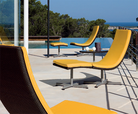 kettal lobby armchair Patio Furniture from Kettal   new Lobby Armchair