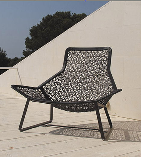 kettal maia chair Kettal Outdoor Furniture   the Maia furniture collection: a truly modern design with a hint of retro inspiration