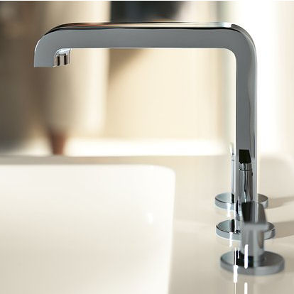 new bathroom faucet line from keuco edition 300 faucets. Black Bedroom Furniture Sets. Home Design Ideas