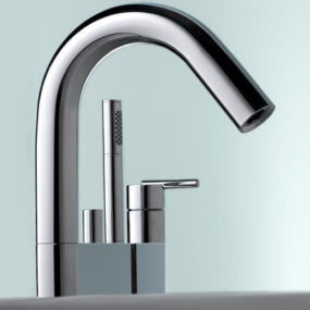 Contemporary Bathroom Faucet Line from Keuco – the new Edition Atelier