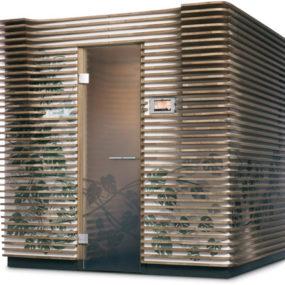 Designer Saunas – pre-built sauna Biorhythm by Klafs