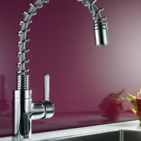 New Contemporary Kitchen Faucet from Kludi – the fabulous Bingo Star 200