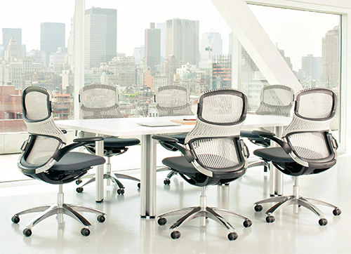 knoll generation chair 2