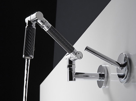 Kohler karbon bathroom faucets new for 2010 - Kohler two tone bathroom faucets ...
