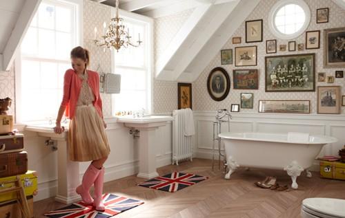 Modern Eclectic Bathroom Suite by Kohler – Tresham